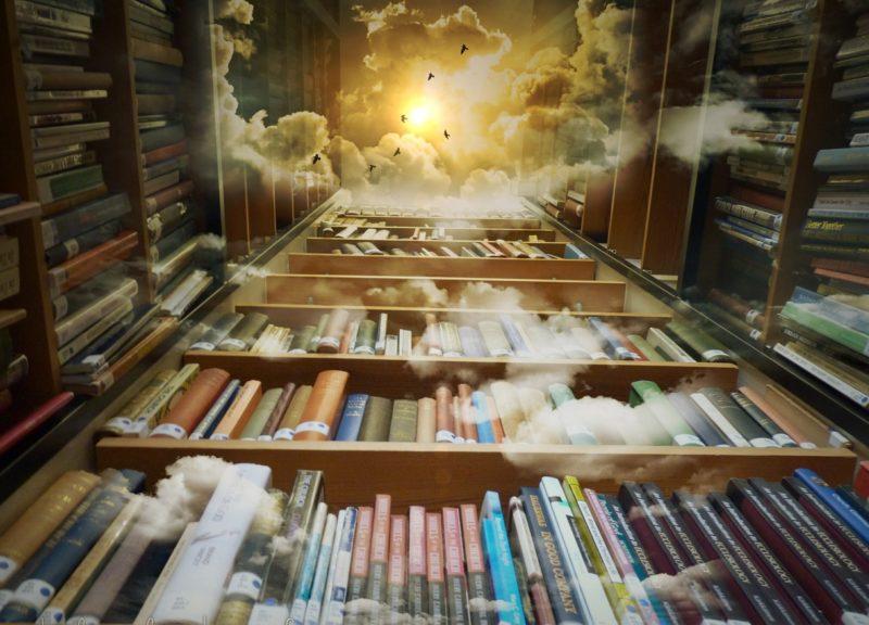 膨大な書籍